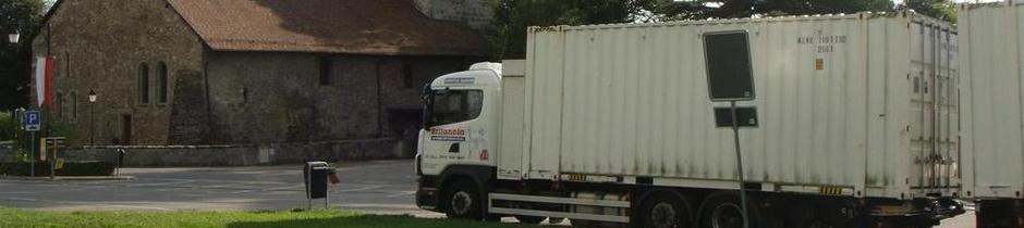 Britannia Smeeton Panton Removals Lincolnshire delivery to Switzerland